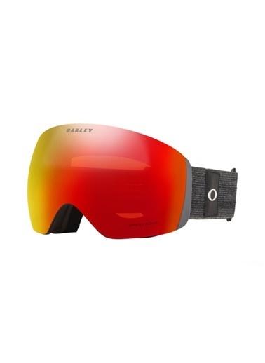 Oakley Oakley Flight Deck Goggle Kırmızı